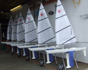 Radio Controlled One Design Sailing Takes Off At Tred Avon